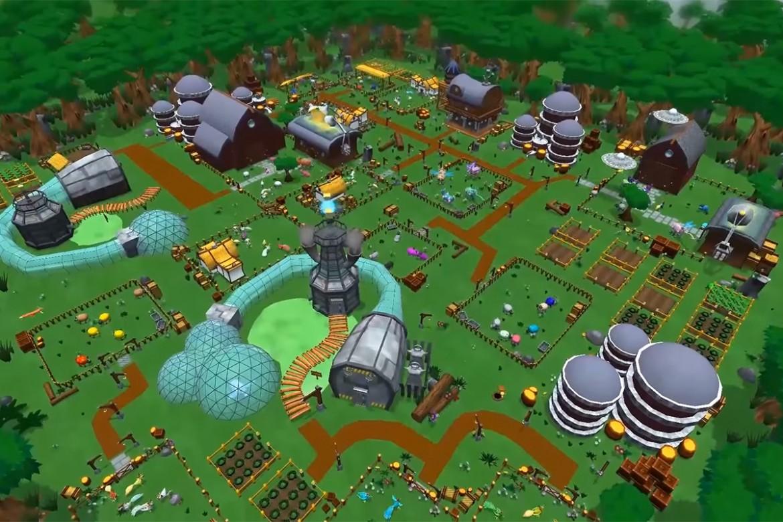 Mendel's Farm Featured