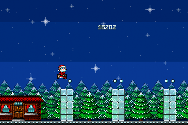 Santa Runner Featured Image